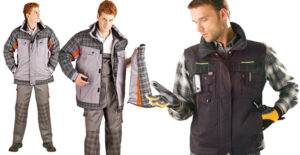 выкройки рабочей одежды